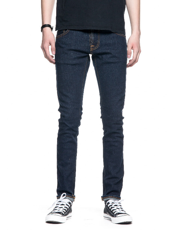 Tight Terry Rinse Selvage Stretch dry jeans selvage