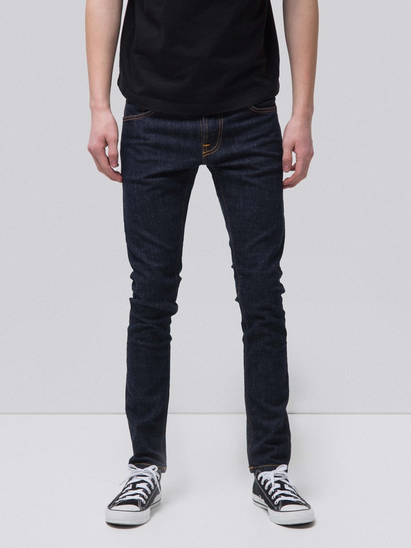 Tight Terry Rinse Twill dry jeans