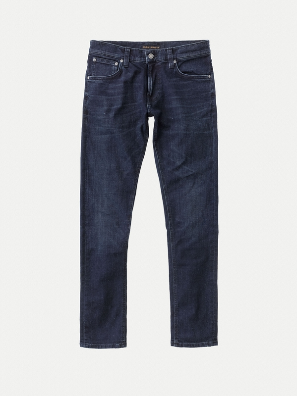 Tight Terry Worn Indigo Indigo prewashed jeans
