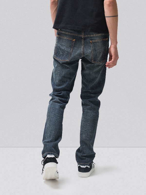 Tilted Tor Authentic Cross prewashed jeans