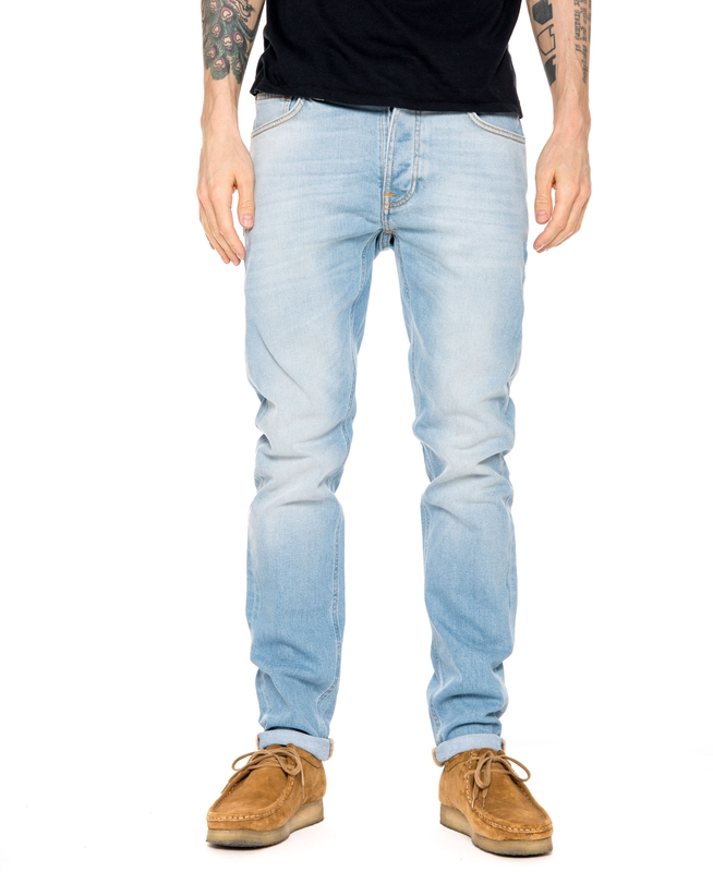 Tilted Tor Blue Encore prewashed jeans