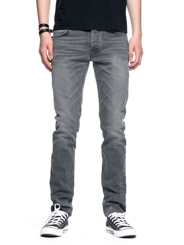 Tilted Tor Crispy Grey prewashed jeans
