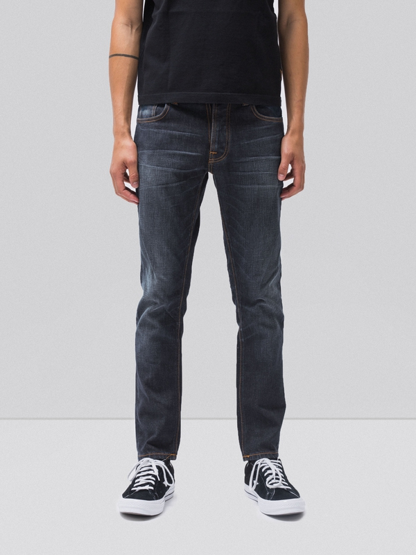 Tilted Tor Dark Scrapings prewashed jeans