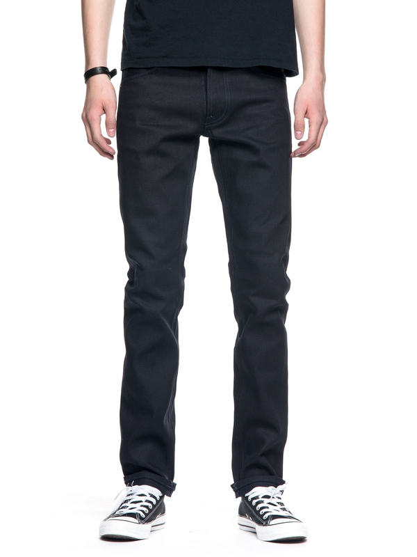 Tilted Tor Dry Deep Selvage dry jeans selvage