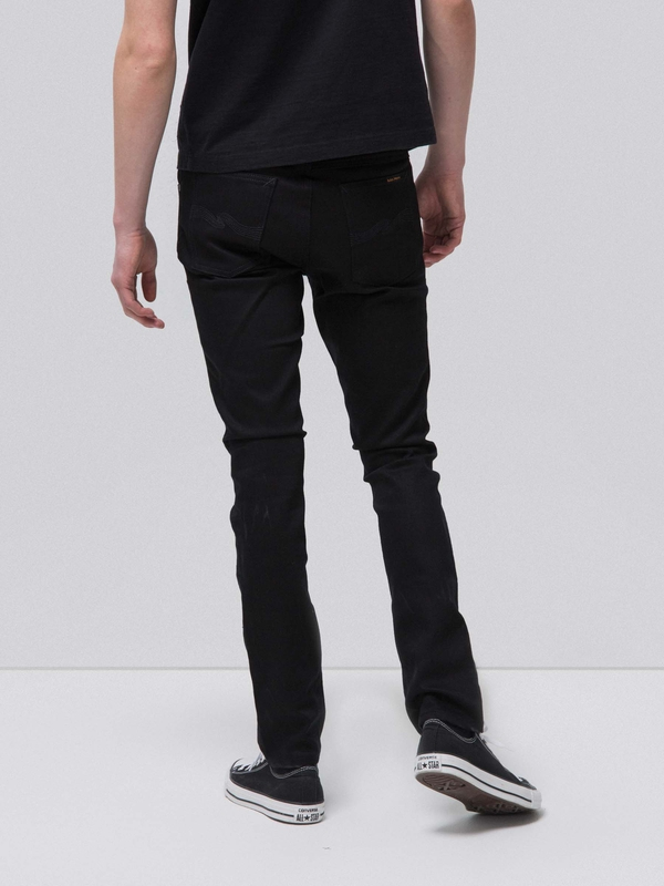 Tilted Tor Dry Everblack black jeans