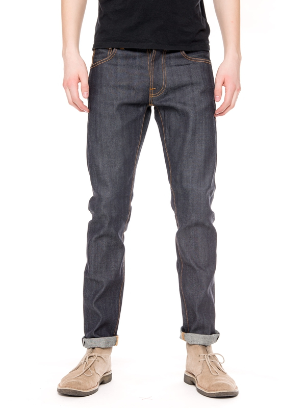 Tilted Tor Dry Flat Selvage dry jeans selvage