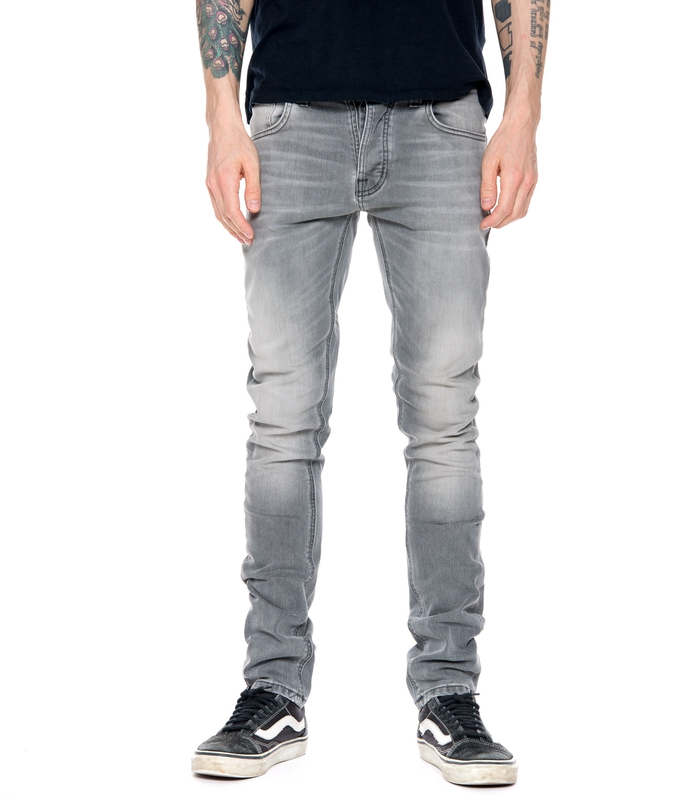 Tilted Tor Grey Ace prewashed jeans