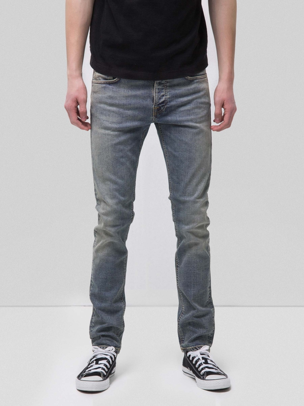 Tilted Tor Illuminated Indigo prewashed jeans