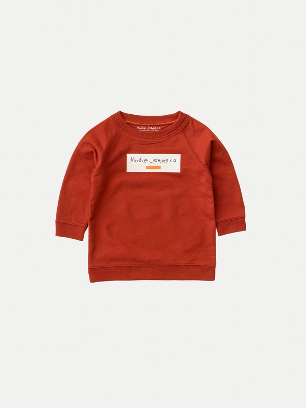 Tiny Sweatshirt Baby Ketchup tops kids