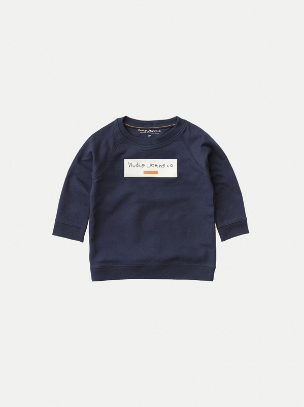 Tiny Sweatshirt Baby Midnight kids tops