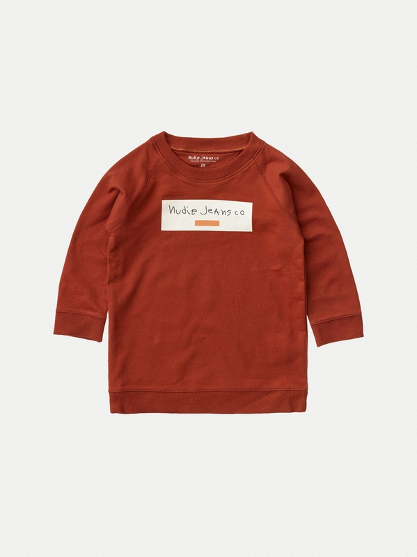 Tiny Sweatshirt Kids Ketchup kids tops
