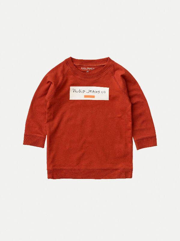 Tiny Sweatshirt Kids Ketchup tops kids