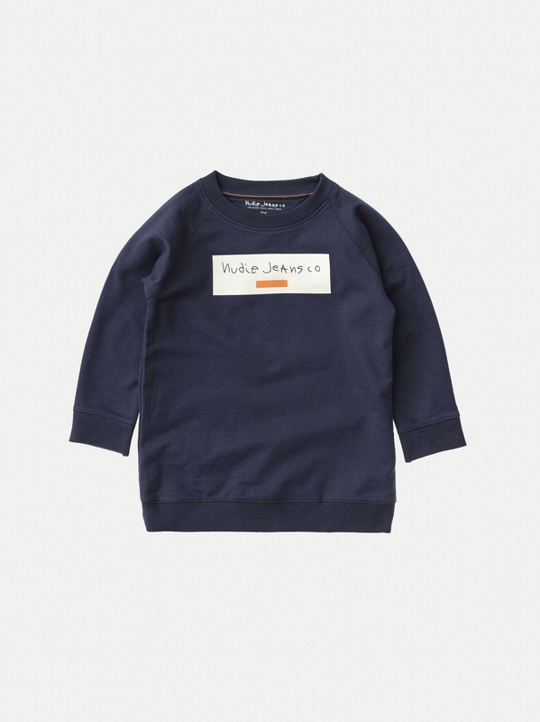 Tiny Sweatshirt Kids Midnight kids tops