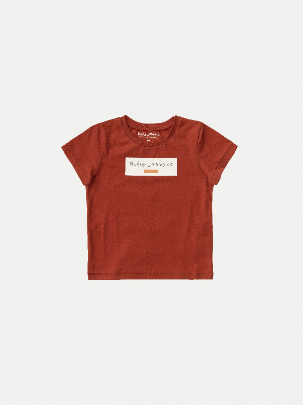 Tiny Tee Baby Ketchup kids tops