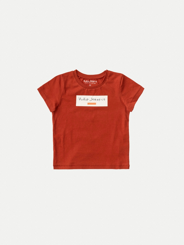 Tiny Tee Baby Ketchup tops kids