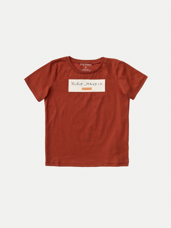 Tiny Tee Kids Ketchup kids tops