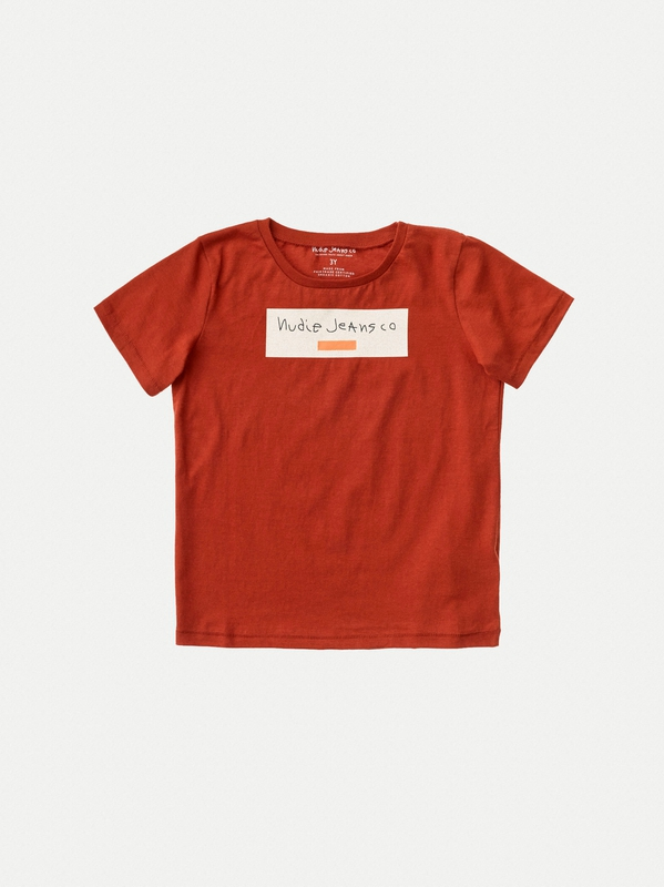 Tiny Tee Kids Ketchup tops kids
