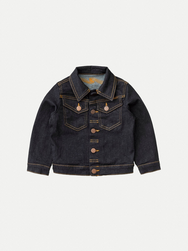 Tiny Tore Kid Dry Rinse Denim tops kids