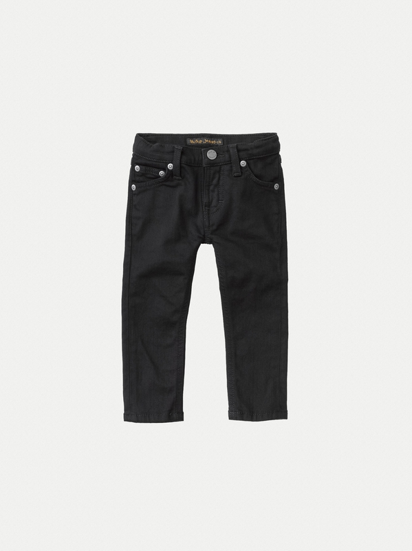Tiny Turner Baby Black Rinse kids jeans