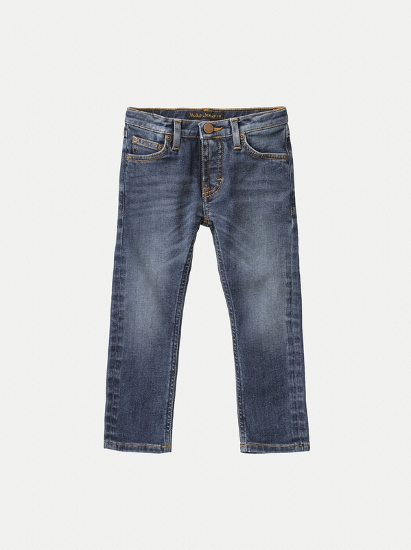 Tiny Turner Kid Used Wash kids jeans