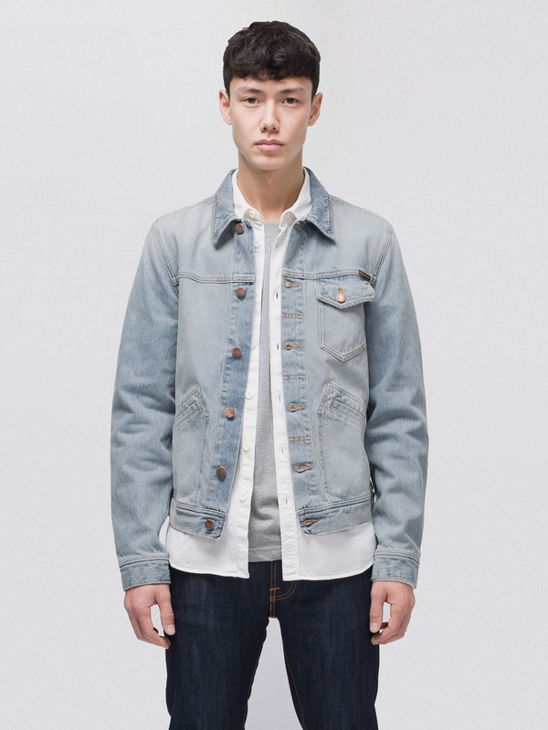 Tommy Epic Wash denim-jackets