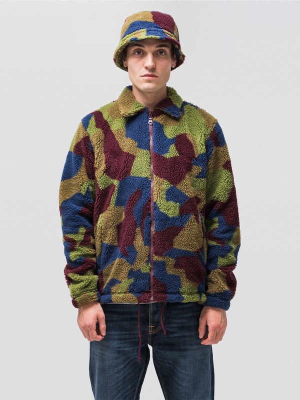Torkel Camo Fleece jackets