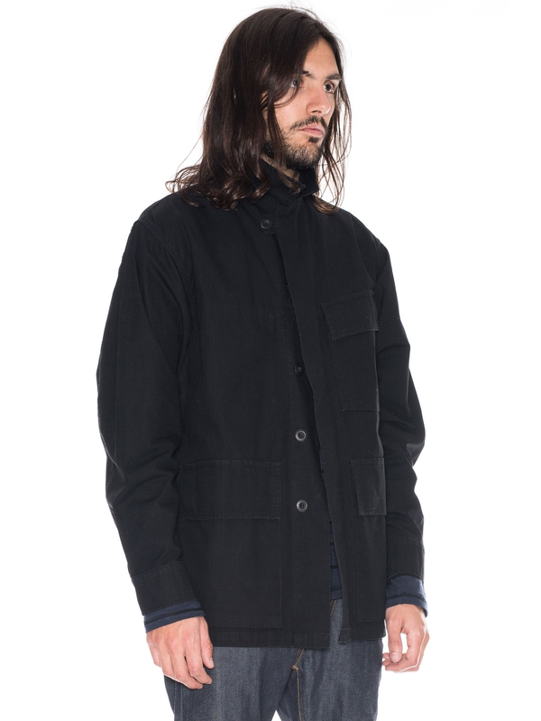 Torsten Ripstop Adventure Black jackets