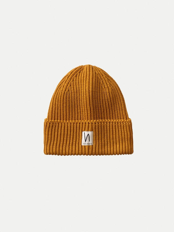 Tysson Ribbed Beanie Dandelion hats accessories