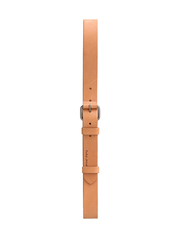 Wayne Leather Belt Natural belts accessories