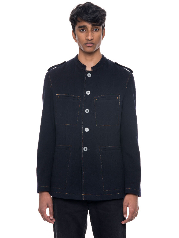 Werner Uniform Jacket Navy jackets