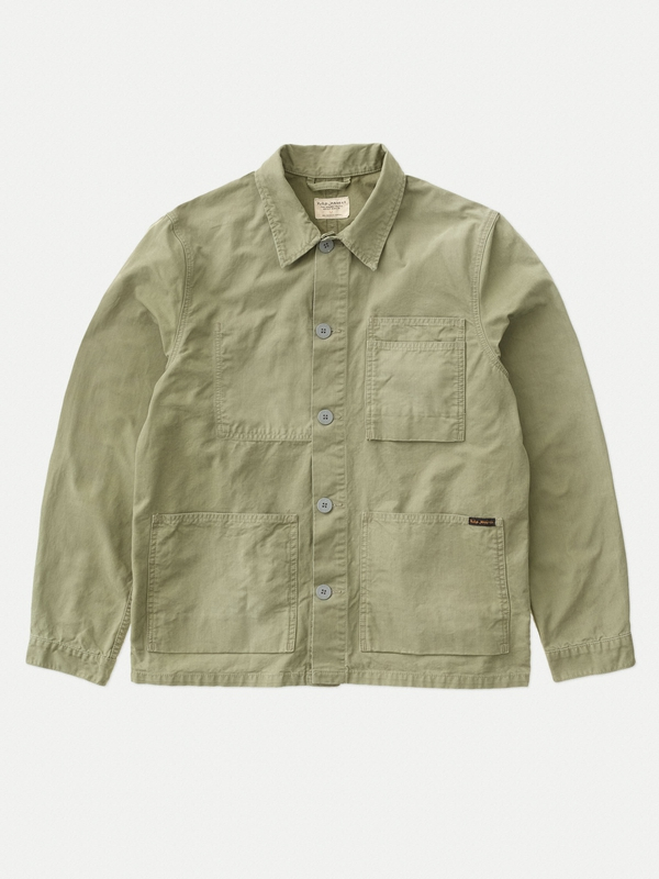 Paul Worker Jacket Beech Green jackets