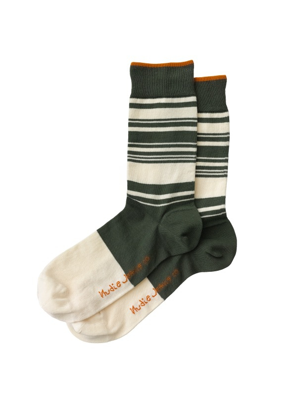 Olsson Stripes Socks Mirage socks underwear