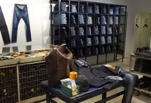 Nudie Jeans Repair Shop Nagoya Parco, Japan