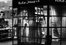Nudie Jeans Lumine Shinjuku, Japan
