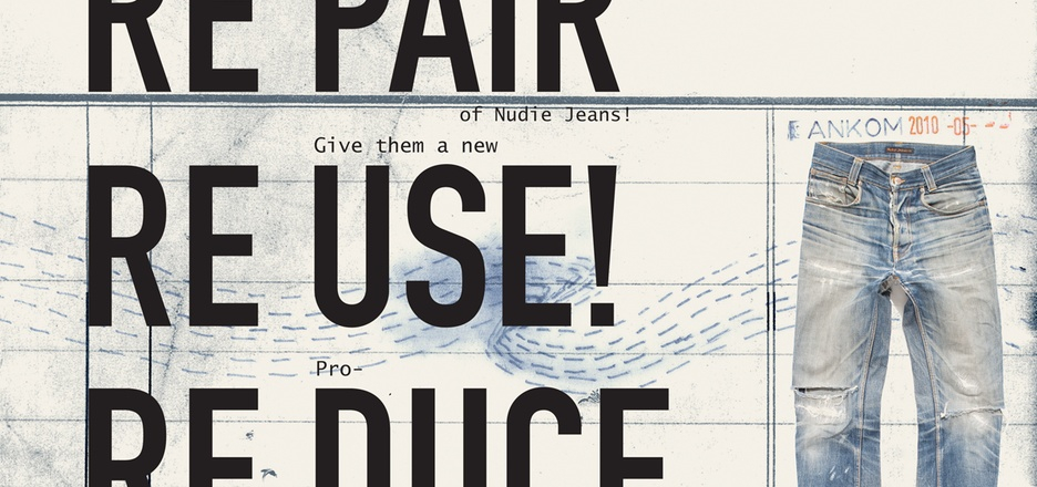 Nudie Jeans = Good Environmental Choice