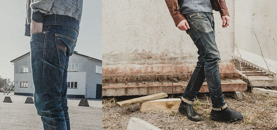 How to Break-in a Pair of Dry Jeans