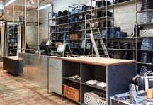 Nudie Jeans Repair Shop Shoreditch, United Kingdom