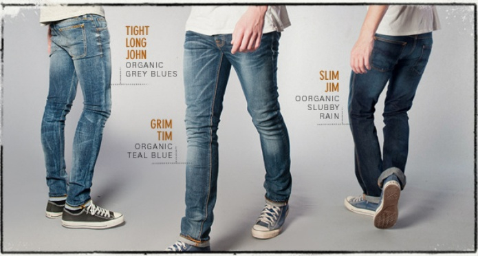 Tight Long John, Grim Tim and Slim Jim in new flavors!